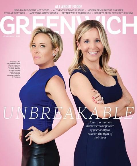 Greenwich Cover - 10/1/2019