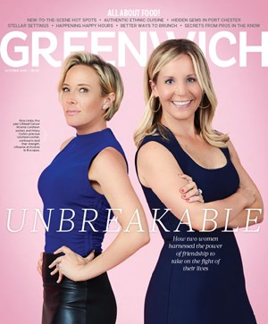 Greenwich Magazine | 10/2019 Cover