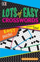 Lots of Easy Crosswords | 1/2025 Cover