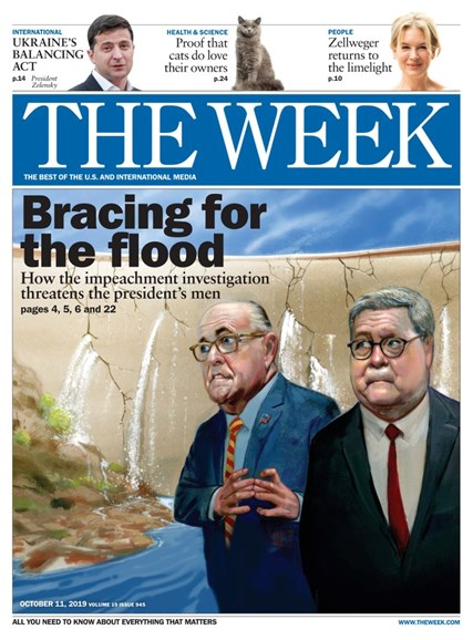 The Week Cover - 10/11/2019