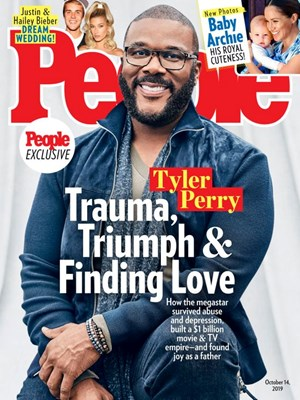 People Magazine | 10/14/2019 Cover