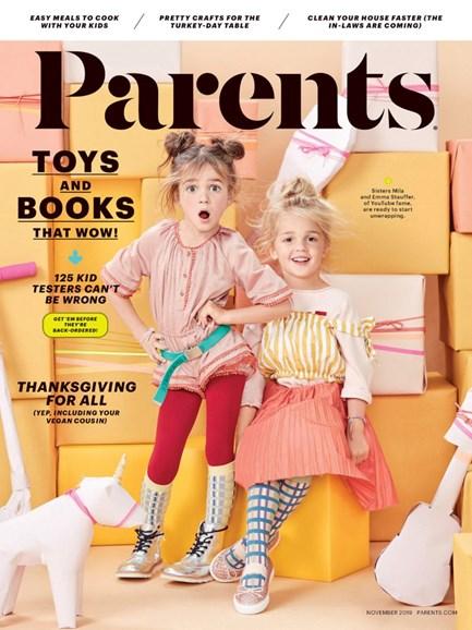 Parents Cover - 11/1/2019