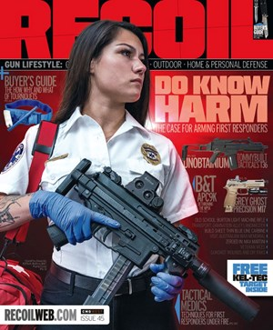 Recoil   11/2019 Cover