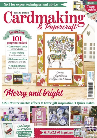 CardMaking & PaperCrafts Cover - 11/1/2019