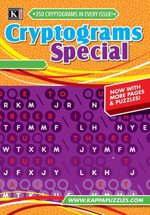 Cryptograms Special Magazine | 1/2025 Cover