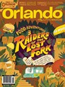 Orlando Magazine   10/2019 Cover