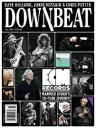Down Beat Magazine 11/1/2019