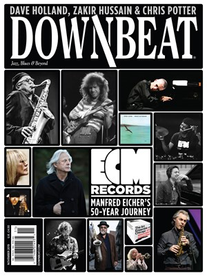 Down Beat Magazine | 11/2019 Cover