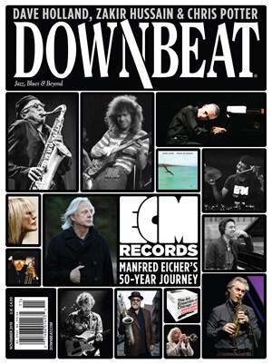 Down Beat Magazine | 11/2019 Cover