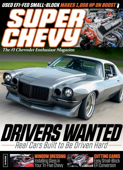 Super Chevy Cover - 12/1/2019