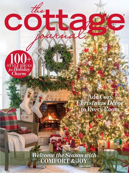The Cottage Journal Cover - 12/1/2019