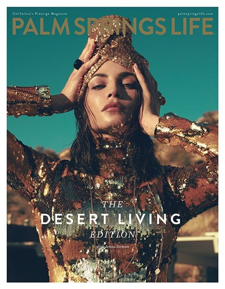 Palm Springs Life Cover - 9/1/2019