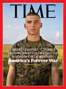 Time Magazine 10/21/2019