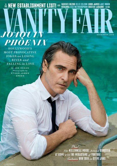 Vanity Fair Cover - 11/1/2019