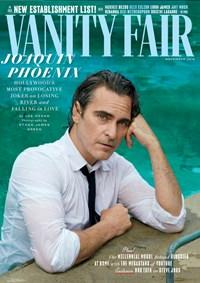 Vanity Fair   11/2019 Cover