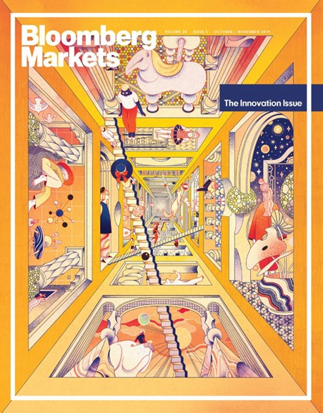 Bloomberg Markets Cover - 10/1/2019