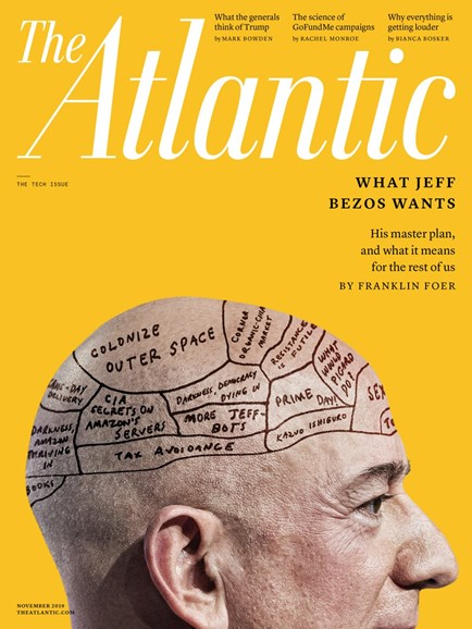 The Atlantic Cover - 11/1/2019