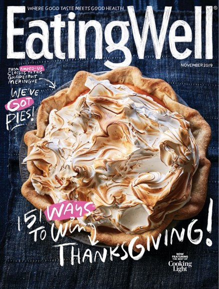 EatingWell Cover - 11/1/2019