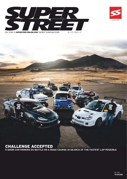 Super Street Cover - 12/1/2019