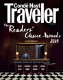 Conde Nast Traveler | 11/2019 Cover
