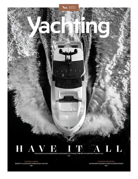 Yachting Cover - 11/1/2019