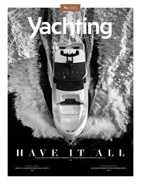 Yachting Magazine | 11/2019 Cover