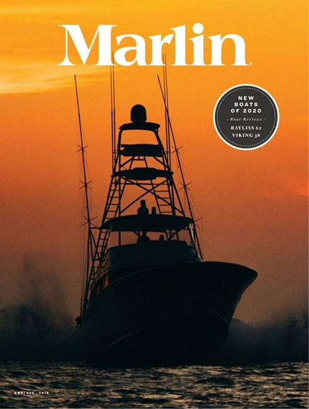 Marlin Cover - 11/1/2019