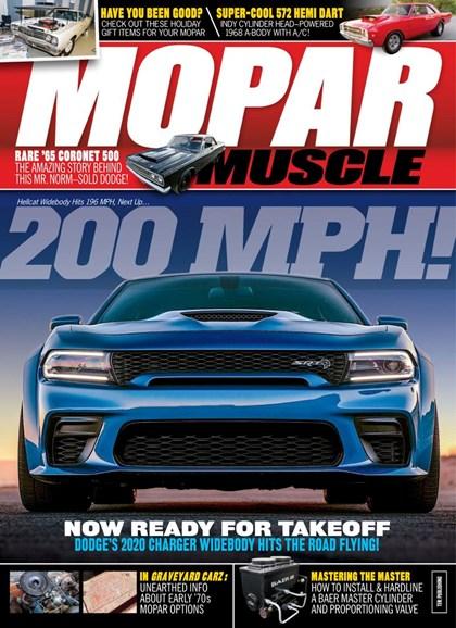 Mopar Muscle Cover - 1/1/2020