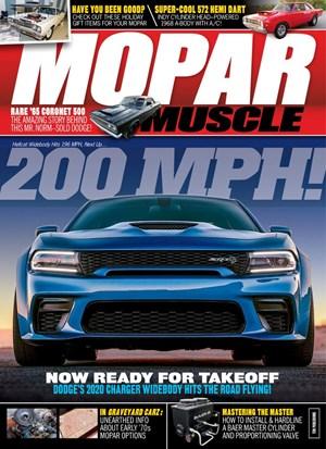 Mopar Muscle Magazine | 1/2020 Cover