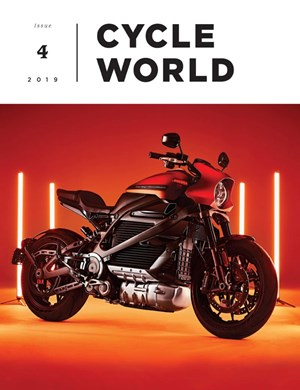 Cycle World Magazine   12/2019 Cover