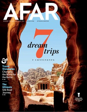 AFAR Magazine | 11/2019 Cover
