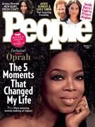 People Magazine 10/21/2019