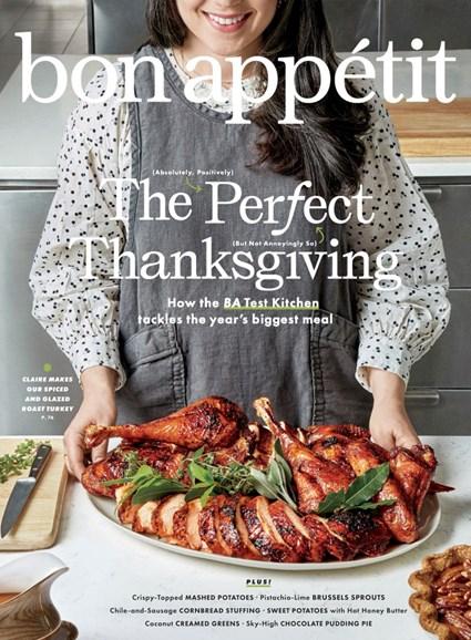 Bon Appétit Cover - 11/1/2019