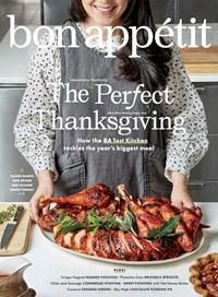 Bon Appetit   11/2019 Cover