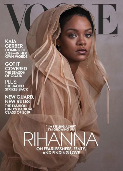 Vogue Cover - 11/1/2019