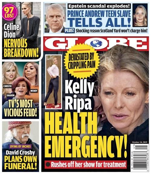 Globe Cover - 10/14/2019