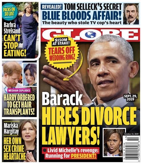 Globe Cover - 10/21/2019