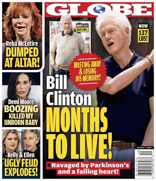 Globe Cover - 10/7/2019
