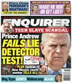 The National Enquirer | 10/21/2019 Cover