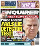 The National Enquirer 10/21/2019