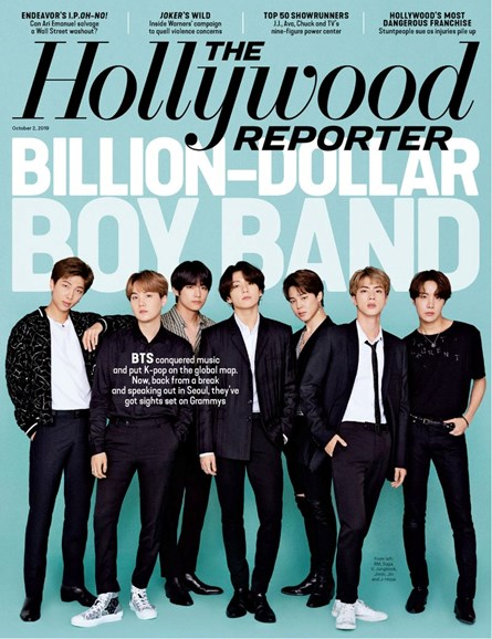 The Hollywood Reporter Cover - 10/2/2019