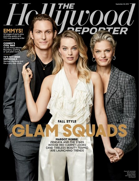 The Hollywood Reporter Cover - 9/25/2019