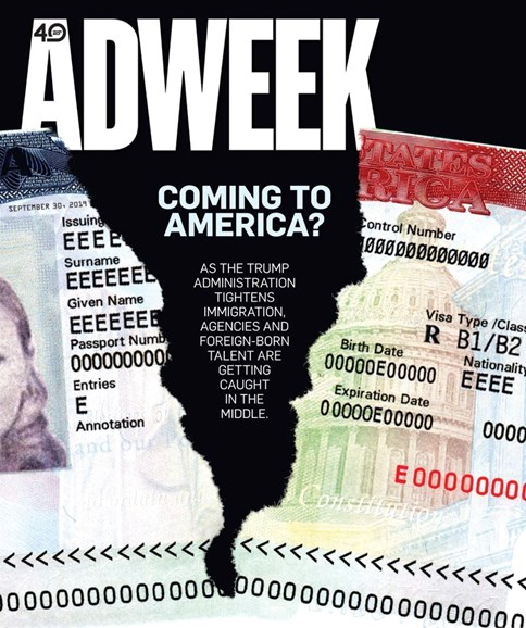 Adweek Cover - 9/30/2019