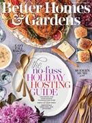 Better Homes & Gardens Magazine 11/1/2019