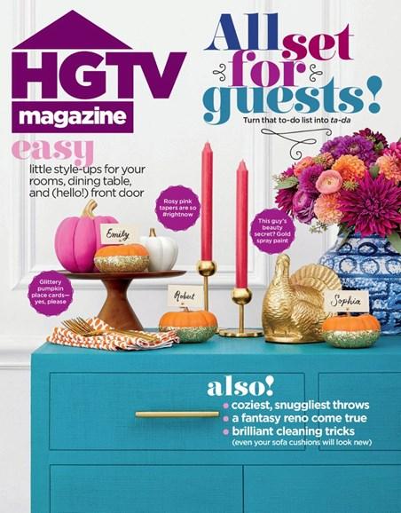 HGTV Cover - 11/1/2019