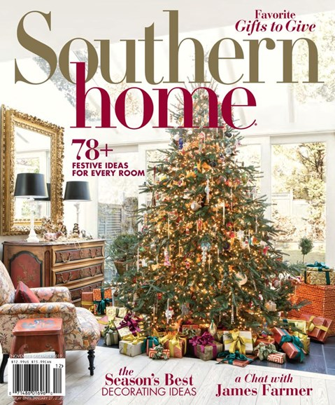 Southern Home Cover - 11/1/2019