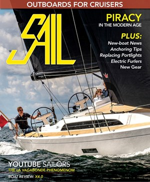 Sail Magazine | 11/2019 Cover