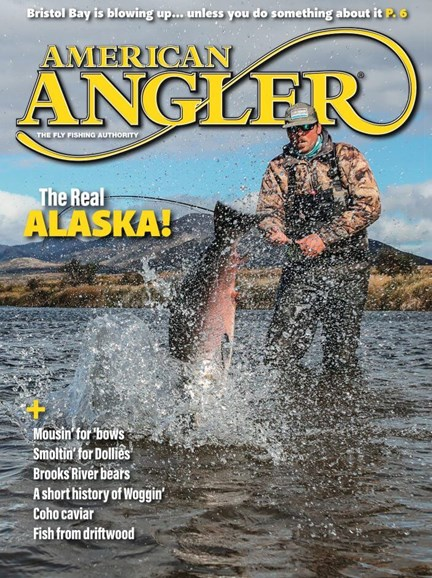 American Angler Cover - 11/1/2019