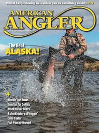 American Angler Magazine | 11/2019 Cover