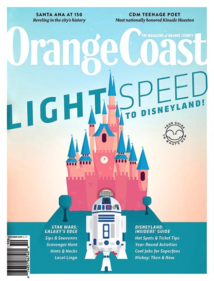 Orange Coast Cover - 10/1/2019